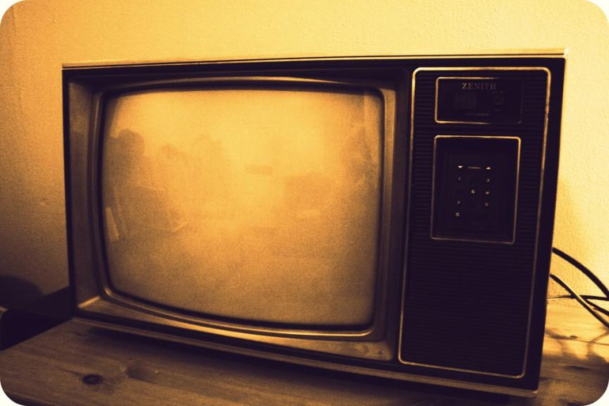 TV source Flickr from reid