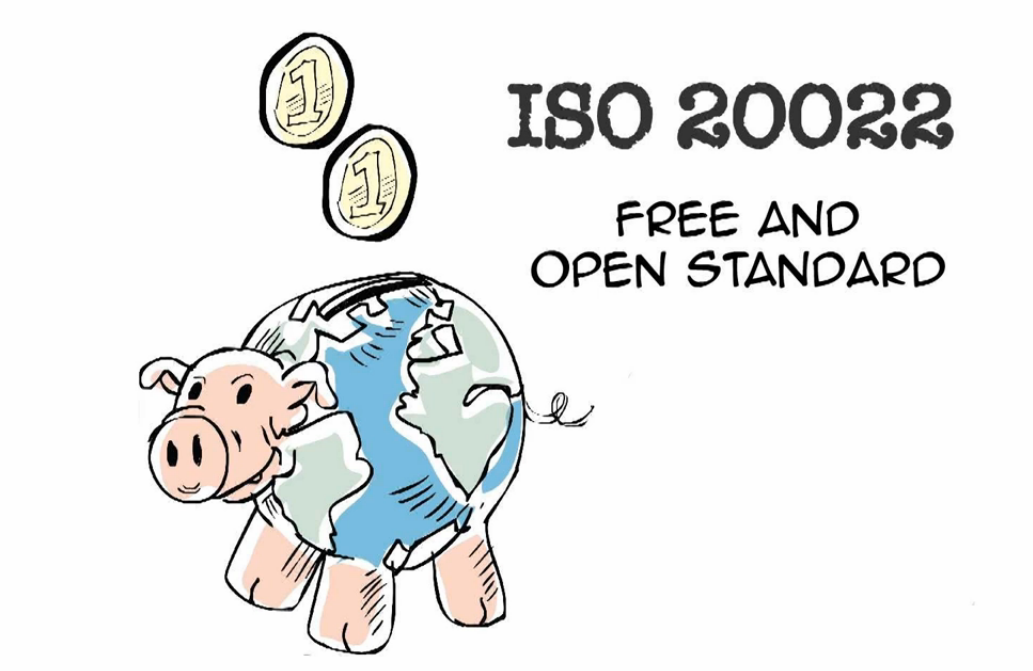 ISO 20022 free standard (source site http://www.iso20022.org)