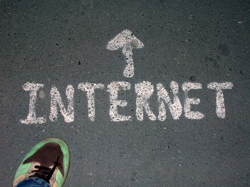 Internet (source Flickr from transCam)